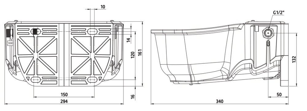 Float Drinking Bowl S30 Cattle Breeding And Cattle