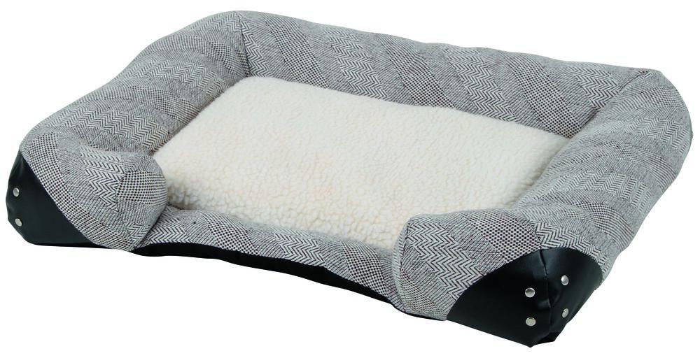 Cuccia cuccetta letto divano in tessuto auto riscaldante - Tappetino riscaldante per cani ...
